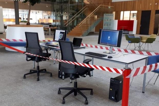 Cyberaanval met ransomware